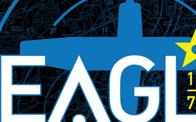 Click here to see logo design and style guide for Eagle Flight Squadron.