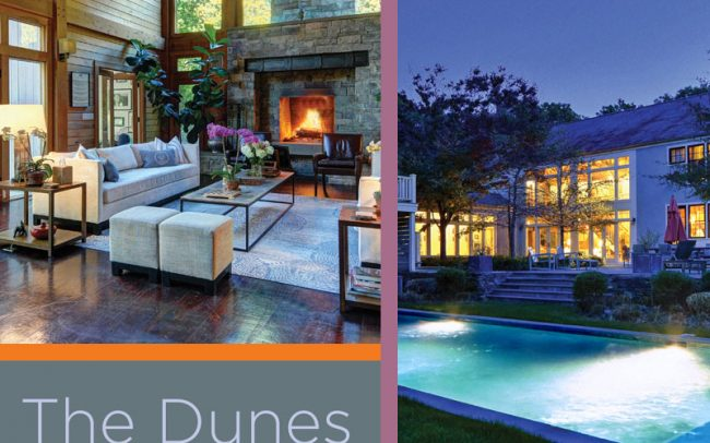 Click to see promotional material designed for The Dunes East Hampton